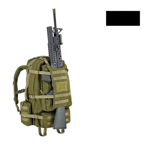 Defcon 5 Eagle Backpack 65L met geweervak