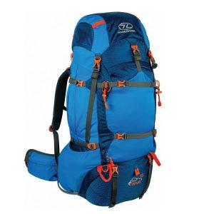 Highlander Ben Nevis 85L Rugzak blauw
