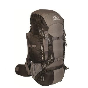Highlander Discovery 65L BackPack Grijs