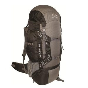 Highlander Discovery 85L BackPack Grijs