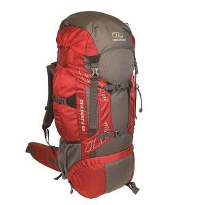 Highlander Discovery 85L BackPack Rood