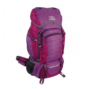 Highlander Expedition 60L Damesrugzak