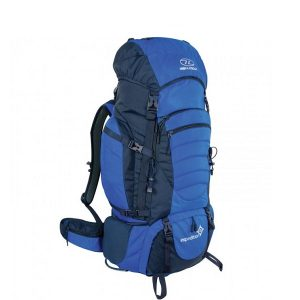 Highlander Expedition 65l Rugzak Blauw