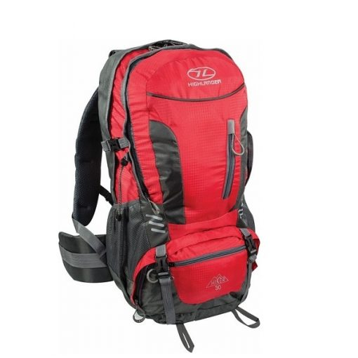 Highlander Hiker 30l Rugtas rood