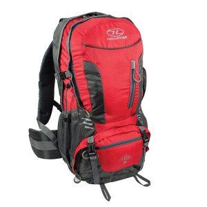 Highlander Hiker 40l Rugtas rood