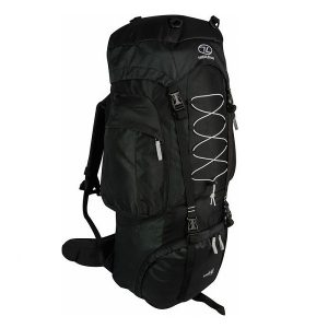 Highlander Rambler 88L Backpack Zwart