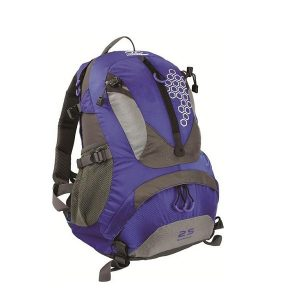 Highlander Summit 25L Rugtas Bla