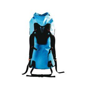 Sea To Summit Hydraulic Dry Pack Waterdichte Rugzak 90L Blauw