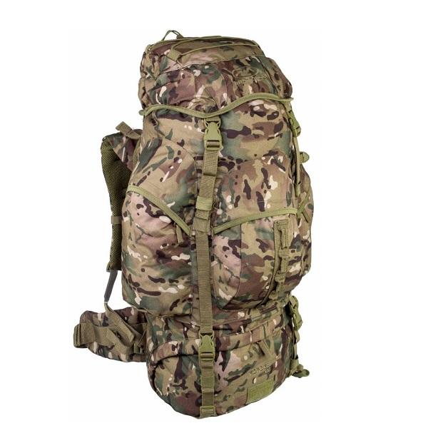 6377af3c7f5 Highlander New Forces 66 Leger Rugzak Camouflage   66 liter